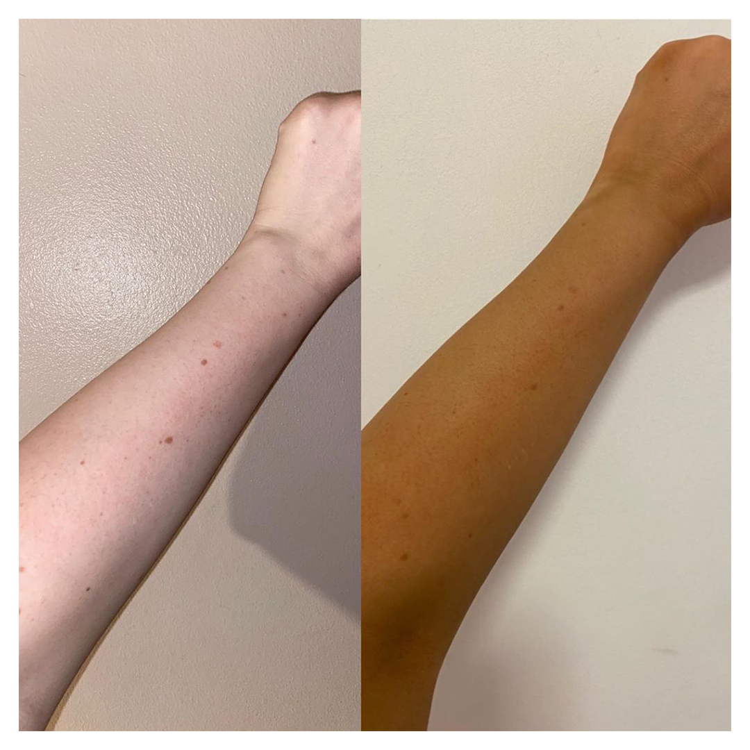 Before & After Self Tan Dark Mousse