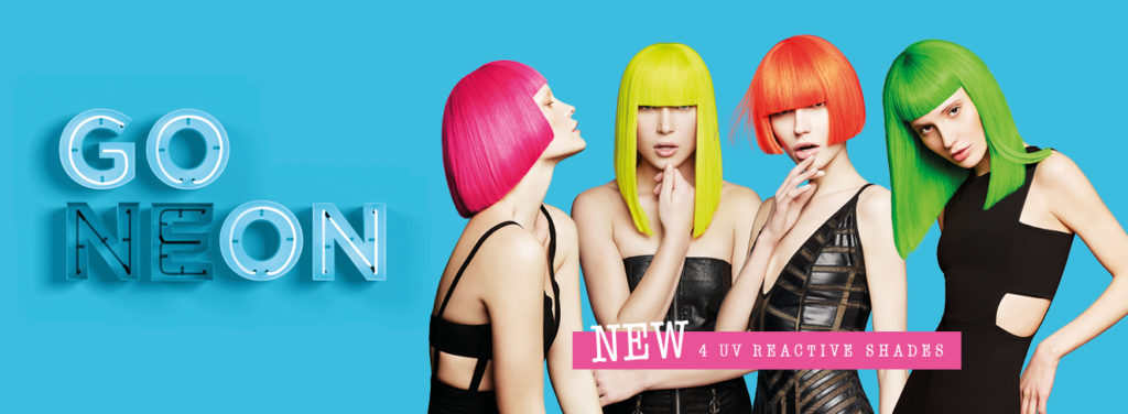 Are you ready to go Neon with Crazy Color? Image