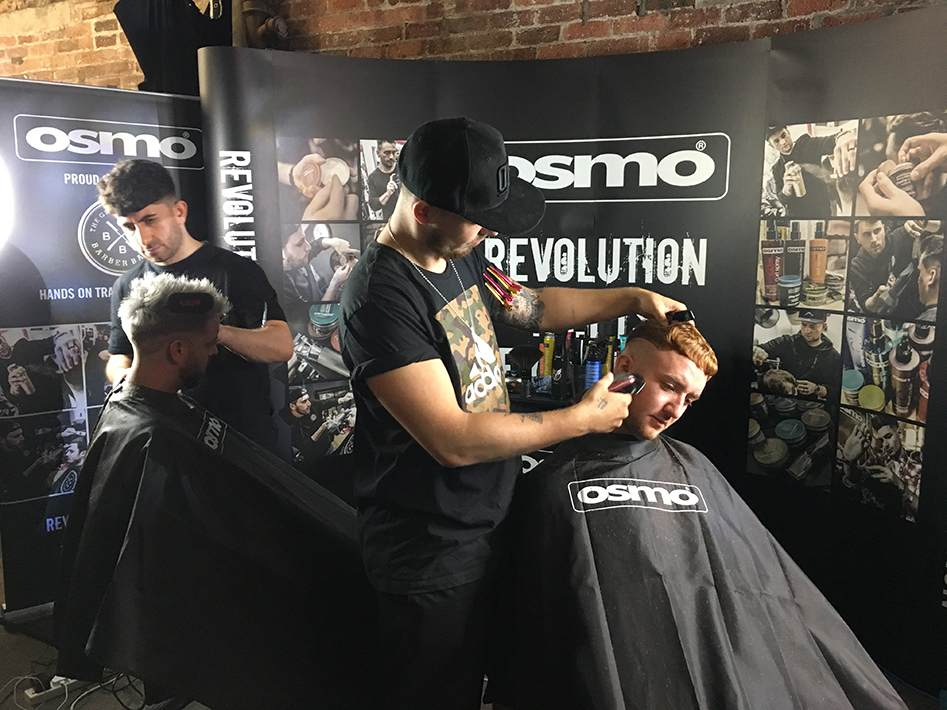 Barber Bash June 2018 Image