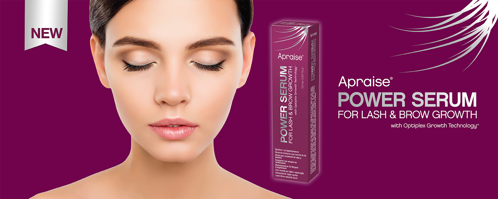 New Product Launch - Apraise Power Serum Image
