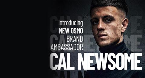 Cal Newsome Brand Ambassador Image