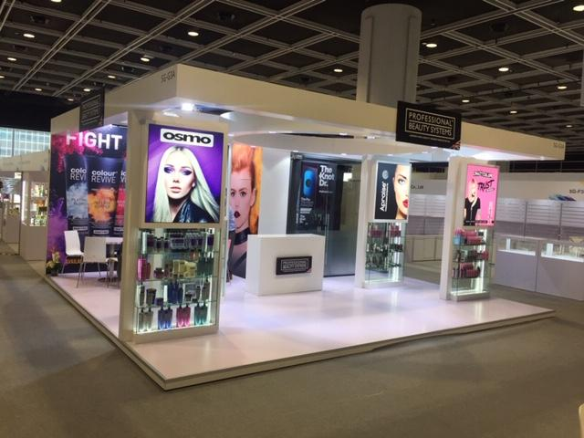 Exhibitions - Professional Beauty Systems