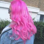Crazy Color in the shade Pinkissimo mixed with neutralizer