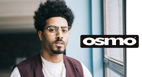 Justin Carr joins OSMO as Brand Ambassador Image