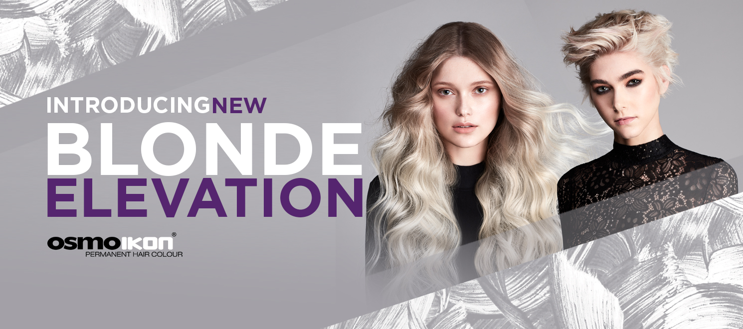 Blonde Elevation Range by OSMO Ikon Image