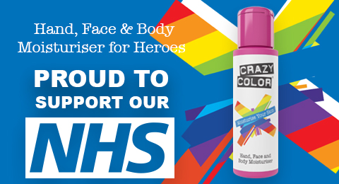 PBS supporting the NHS & Front Line Staff Image