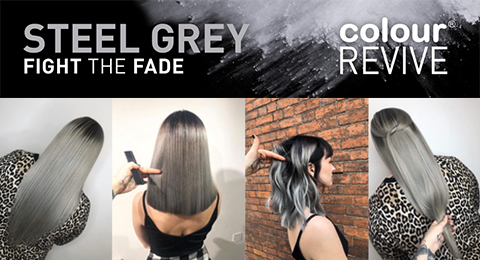INTRODUCING OSMO® COLOUR REVIVE STEEL GREY Image